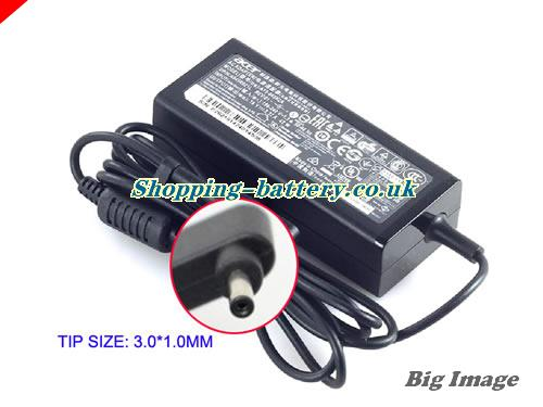 United Kingdom ACER N13-045N2A adapter, 19V 2.37A N13-045N2A Notebook adaptor, ACER19V2.37A45W-3.0x1.0mm-B