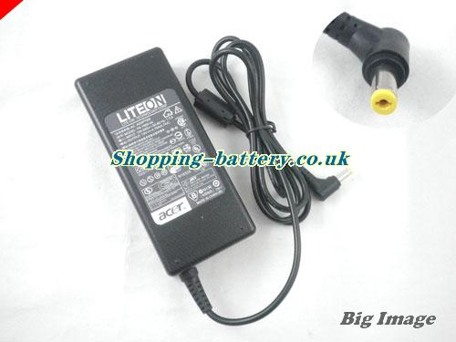 United Kingdom ACER 91.42S28.002 adapter, 19V 4.74A 91.42S28.002 Notebook adaptor, ACER19V4.74A90W-5.5x1.7mm-RIGHT-ANGEL