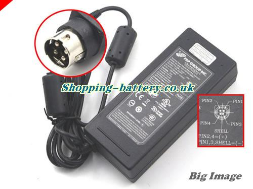 FSP 54V 1.66A  Notebook ac adapter, FSP54V1.66A90W-4PIN