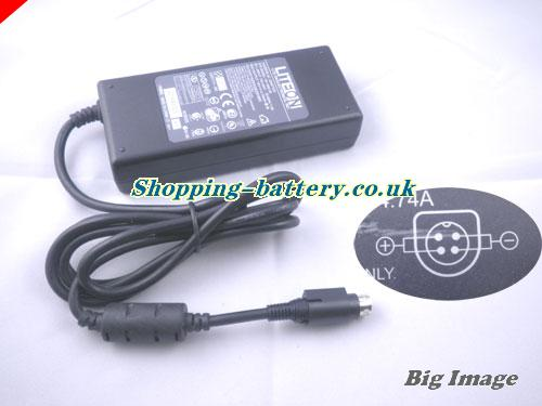 United Kingdom ACBEL AD7043 adapter, 19V 4.74A AD7043 Notebook adaptor, LITEON19V4.74A90W-4PIN-LR
