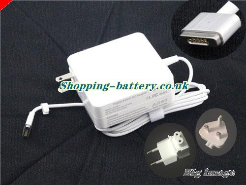 APPLE A1502 adapter, 16.5V 3.65A A1502 Notebook adaptor, UN16.5V3.65A60W-Wall-A600T-W