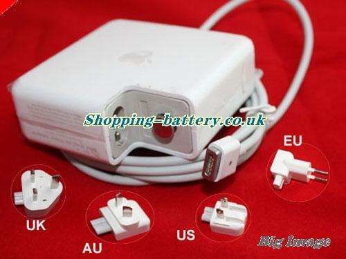 APPLE A1290 adapter, 18.5V 4.6A A1290 Notebook adaptor, APPLE18.5V4.6A85W-210x140mm-Wall-W