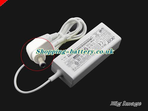 United Kingdom ACER N13-045N2A adapter, 19V 2.37A N13-045N2A Notebook adaptor, ACER19V2.37A45W-3.0x1.0mm-W