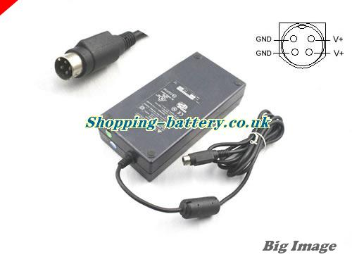 UK ACER 1710 adapter, 19V 9.5A 1710 laptop computer ac adaptor, DELTA19V9.5A180W-4PIN-ZFYZ