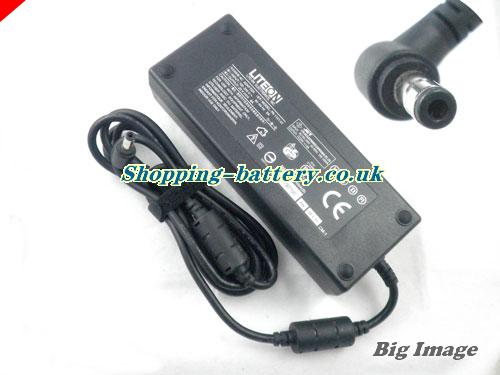 UK ACER 1360 adapter, 20V 6A 1360 laptop computer ac adaptor, LITEON20V6A120W-5.5x2.5mm