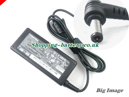 United Kingdom TOSHIBA PA3468U-1ACA adapter, 19V 3.42A PA3468U-1ACA Notebook adaptor, TOSHIBA19V3.42A65W-5.5x2.5mm