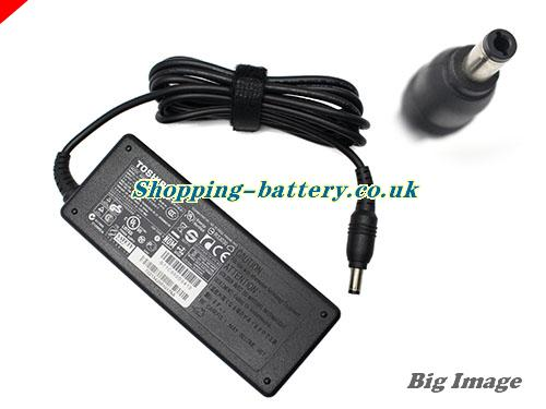 United Kingdom TOSHIBA PA3468U-1ACA adapter, 19V 3.95A PA3468U-1ACA Notebook adaptor, TOSHIBA19V3.95A75W-5.5x2.5mm