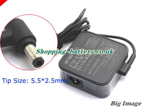 ASUS ADP-65GD adapter, 19V 3.42A ADP-65GD Notebook adaptor, ASUS19V3.42A-square-5.5x2.5mm