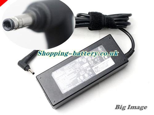 DELL 19.5V 4.62A  Notebook ac adapter, DELL19.5V4.62A90W4.0X1.7mm