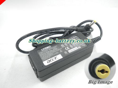 ACER 19V 1.58A  Notebook ac adapter, ACER19V1.58A30W-5.5x1.7mm
