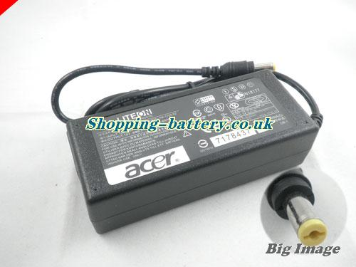 United Kingdom ACER 91.42S28.002 adapter, 19V 3.16A 91.42S28.002 Notebook adaptor, LITEON19V3.16A60W-5.5x1.7mm