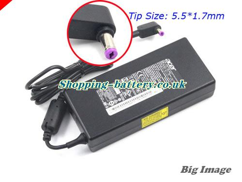 United Kingdom ACER ADP-135KB T adapter, 19V 7.1A ADP-135KB T Notebook adaptor, ACER19V7.1A135W-NEW-5.5x1.7mm