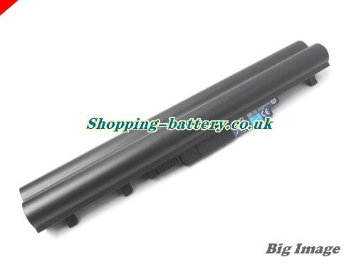 ACER AS3935MS2263 Battery 6000mAh, 87Wh  14.8V Black Li-ion
