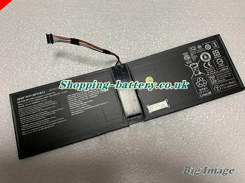 ACER 2ICP3/77/128 Battery 4580mAh, 36Wh  7.72V Black Li-Polymer