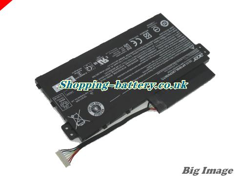 Acer Aspire 5 A514-51G-52M2 Battery 4515mAh, 51.47Wh  11.4V Black Li-Polymer