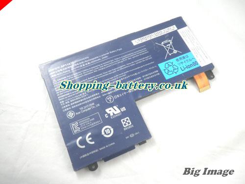 ACER 1UPF476790-2-T0718 Battery 6520mAh 3.7V Black Li-ion