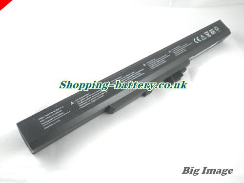 UNIWILL S20-4S2200-G1L3 Battery 2200mAh 14.8V Black Li-ion
