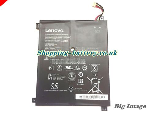 LENOVO 100s-11iby (nb116) Battery 8400mAh, 31.92Wh  3.8V Black Li-ion