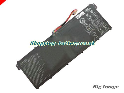 Acer Aspire 3 A315-31-P6NS Battery 4810mAh 7.7V Black Li-Polymer