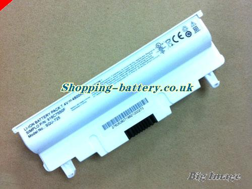 ACER 916C7330F Battery 4800mAh 7.4V white Li-ion