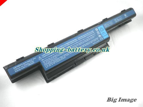 ACER 31CR19/652 Battery 4400mAh 10.8V Black Li-ion