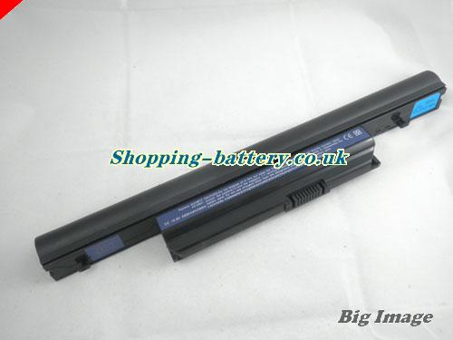 Acer 3820TG-434G64n Battery 5200mAh 11.1V Black Li-ion
