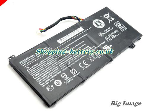 ACER 31CP76180 Battery 51Wh 11.4V Black Li-ion