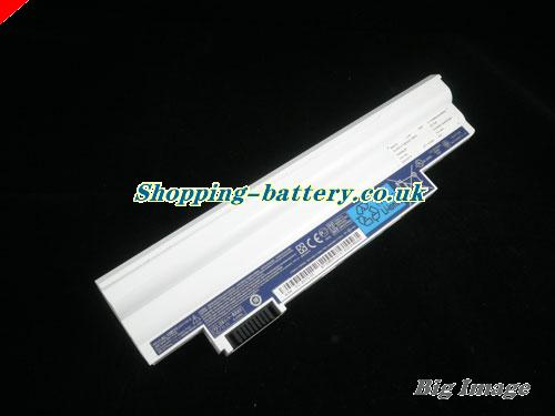 Acer AO722-0369 Battery 5200mAh 11.1V White Li-ion
