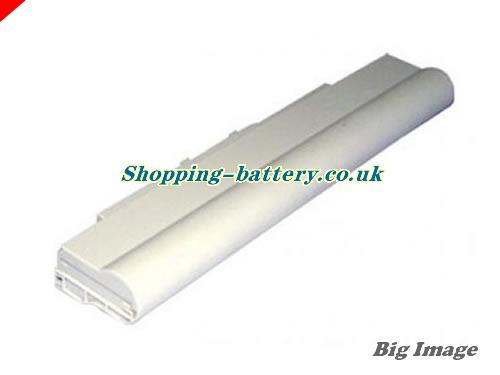 Acer 3UR18650-2-T0455 Battery 5200mAh 11.1V White Li-ion