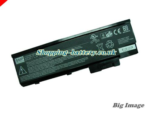 Acer 916C4220F Battery 4400mAh 14.8V Black Li-ion