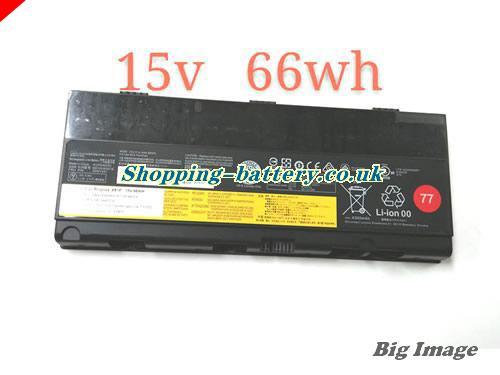 52656137143d SB10H45077 Battery, UK rechargeable 4400mAh, 66Wh SB10H45077 Batteries