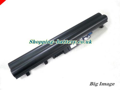 Acer 4UR18650-2-T0421(SM30) Battery 5800mAh 14.8V Black Li-ion