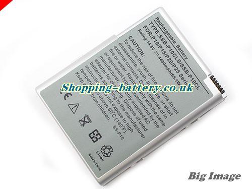 a8ffb5610d57 SSB-P10CLS/E Battery, UK rechargeable 4400mAh, 65.1Wh SSB-P10CLS/E Batteries