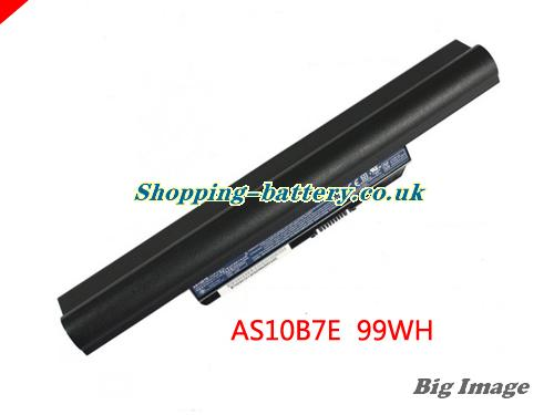 ACER AS3820TG-374G32nks Battery 9000mAh 10.8V Black Li-ion