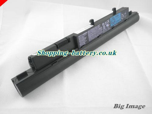 ACER 3810T Battery 7800mAh 11.1V Black Li-ion