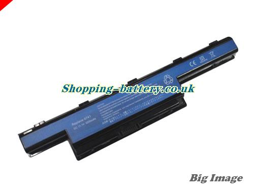 Acer 31CR19/66-2 Battery 5200mAh 10.8V Black Li-ion