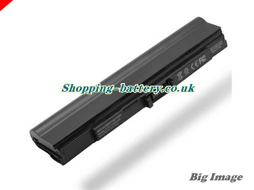 ACER 3UR18650-2-T0455 Battery 5200mAh 10.8V Black Li-ion