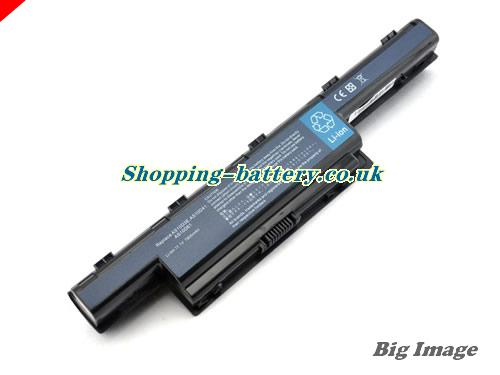 ACER 076-7986127 Battery 7800mAh 10.8V Black Li-ion