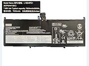 Li-ion LENOVO 2ICP5/44/128-2 L19D4PD1 Battery 7820mAh, 60Wh
