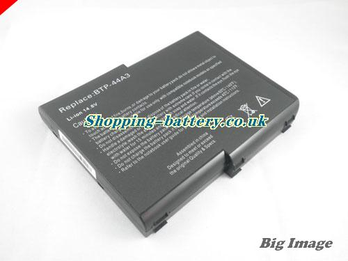 image 1 for 1CPC159883-01 Battery, UK Rechargeable 6600mAh Acer 1CPC159883-01 Batteries