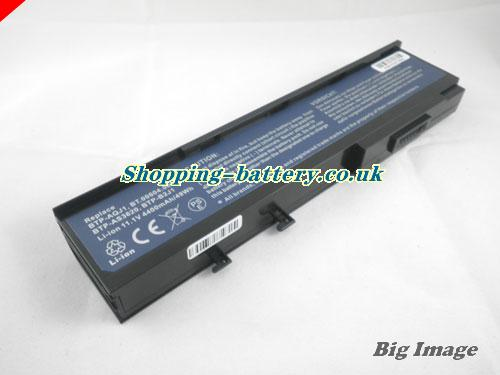 image 1 for BT.00604.006 Battery, UK rechargeable 4400mAh BT.00604.006 Batteries