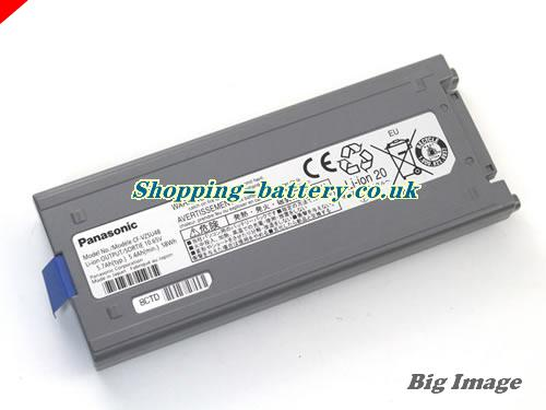 image 1 for TOUGHBOOK CF-VZSU48U Battery, UK New Batteries For PANASONIC TOUGHBOOK CF-VZSU48U Laptop Computer