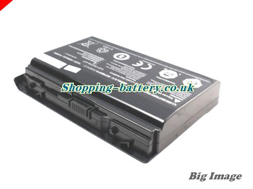 image 1 for W370BAT-8 Battery, UK rechargeable 5200mAh, 76.96Wh  W370BAT-8 Batteries