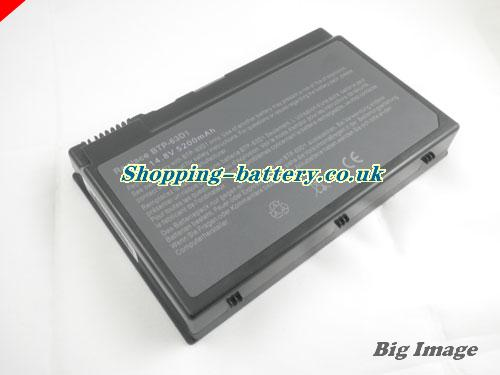 image 1 for 91.49Y28.002 Battery, UK Rechargeable 5200mAh Acer 91.49Y28.002 Batteries