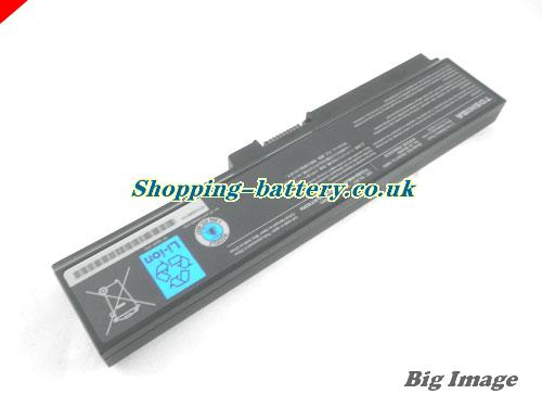 image 2 for L600-71B Battery, UK New Batteries For TOSHIBA L600-71B Laptop Computer