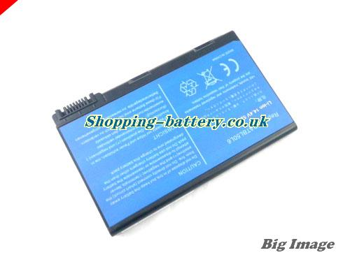 image 2 for 4UR18650F-2-CPL-25 Battery, UK rechargeable 5200mAh 4UR18650F-2-CPL-25 Batteries