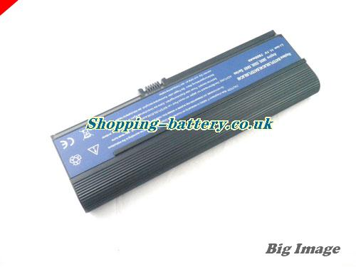 image 2 for 3UR18650F-3-QC262 Battery, UK Rechargeable 6600mAh Acer 3UR18650F-3-QC262 Batteries