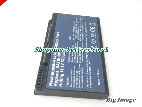 image 3 for 4UR18650F-2-CPL-20 Battery, UK Rechargeable 5200mAh Acer 4UR18650F-2-CPL-20 Batteries