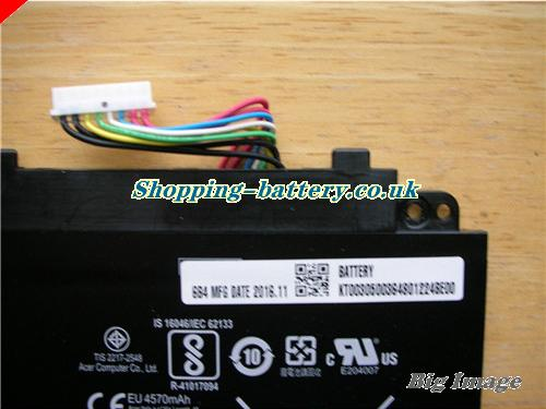 image 3 for 3ICP4/91/91 Battery, UK Rechargeable 4670mAh, 53.9Wh  Acer 3ICP4/91/91 Batteries