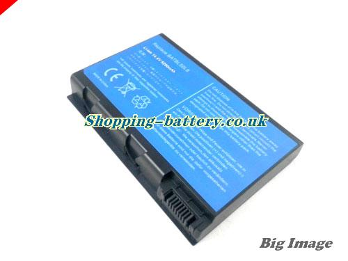 image 3 for 4UR18650F-2-CPL-25 Battery, UK rechargeable 5200mAh 4UR18650F-2-CPL-25 Batteries